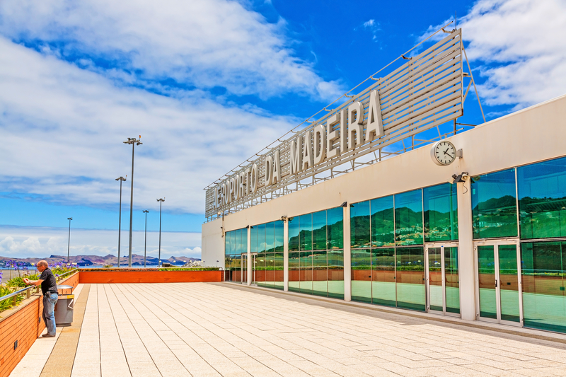 Madeira Airport consists of a single terminal.