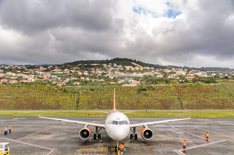 Madeira Airport is the main international airport of Madeira archipelago.